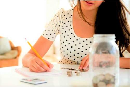 Cara Menghemat Uang Saku