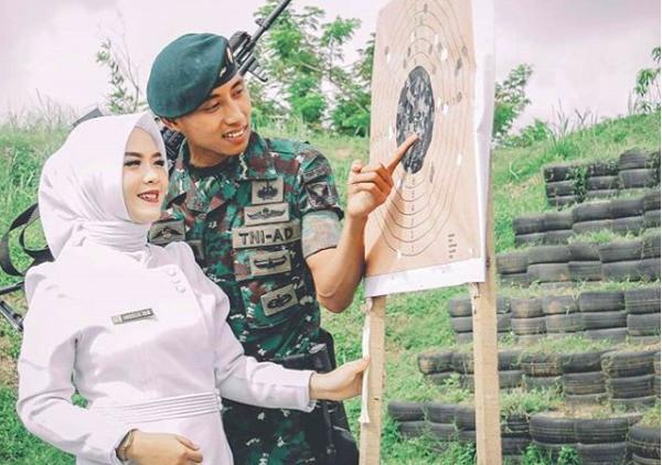 Tips Mendapatkan Pacar TNI